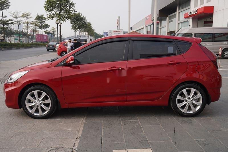 Cần bán xe Hyundai Accent Blue 1.4AT sản xuất 2015, nhập khẩu (3)