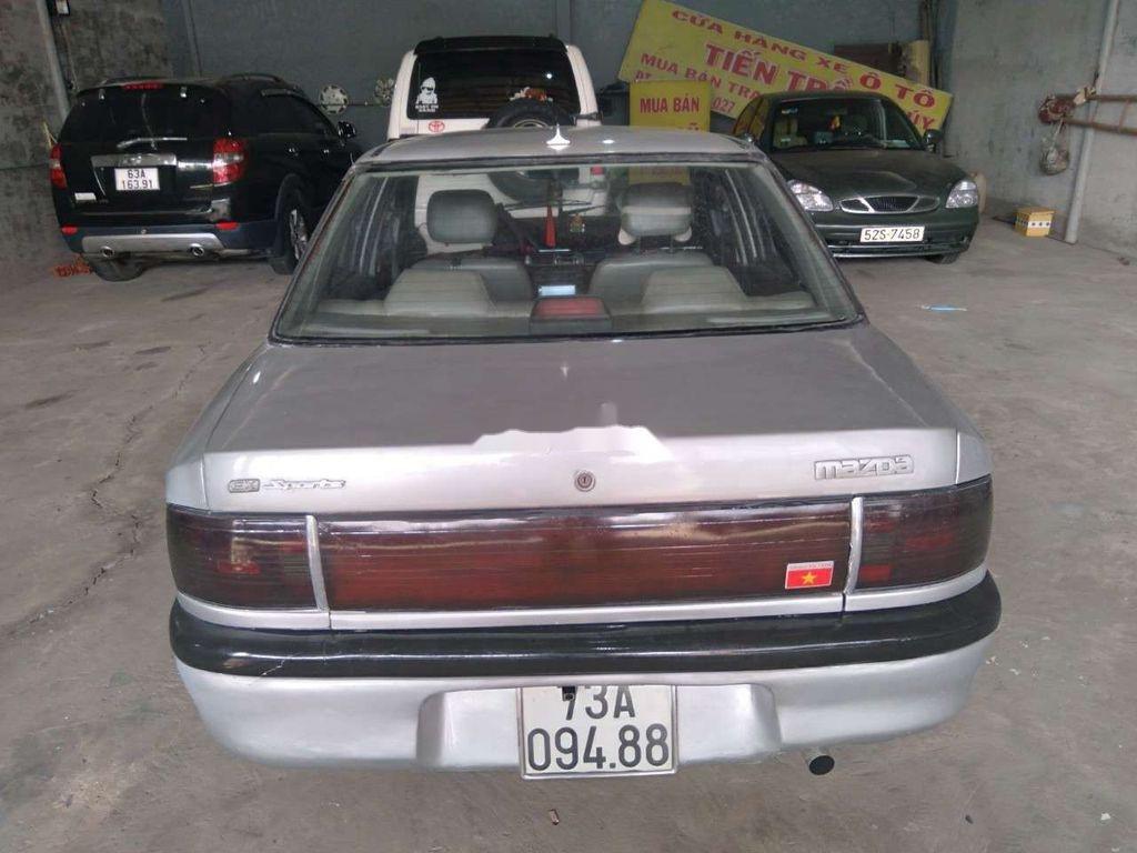 Cần bán Mazda 323 đời 1996, màu bạc, giá 36tr (2)