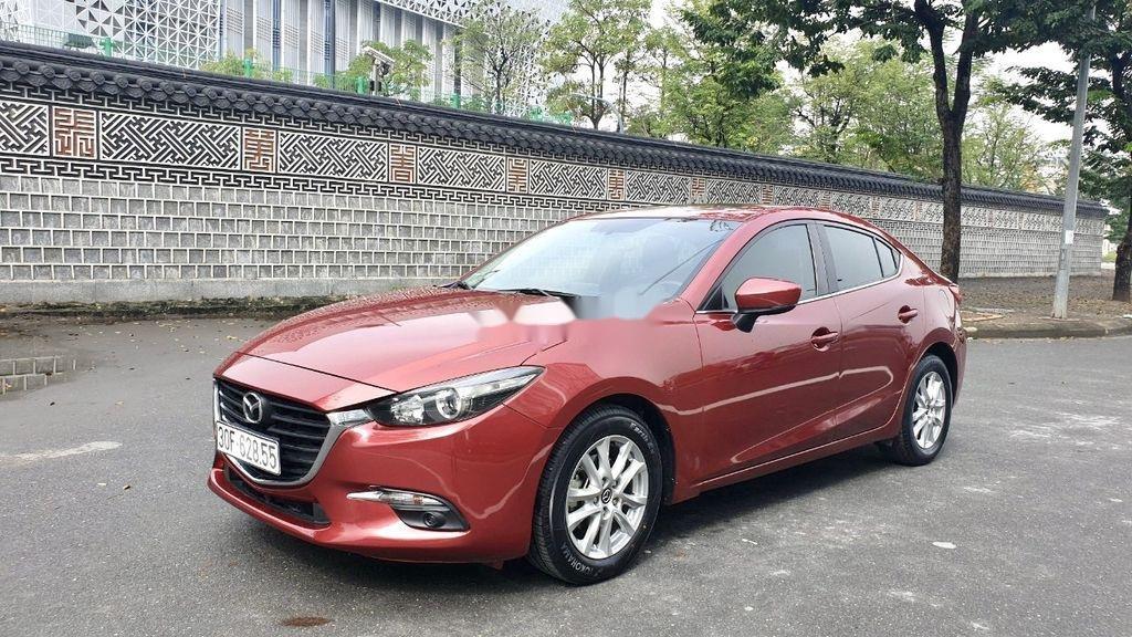 Bán Mazda 3 năm 2017, xe chính chủ, giá mềm (2)