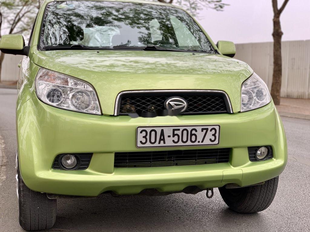 Bán Daihatsu Terios 1.5AT sản xuất 2007, nhập khẩu nguyên chiếc (1)
