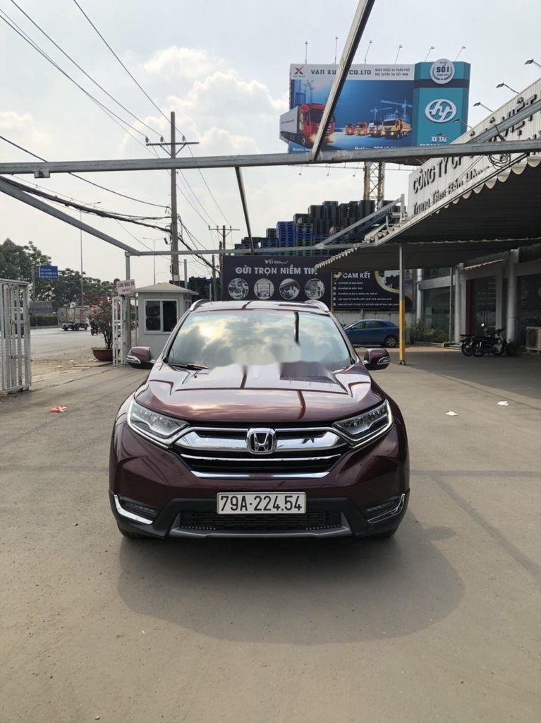 Xe Honda CR V 1.5AT sản xuất 2018, nhập khẩu (1)