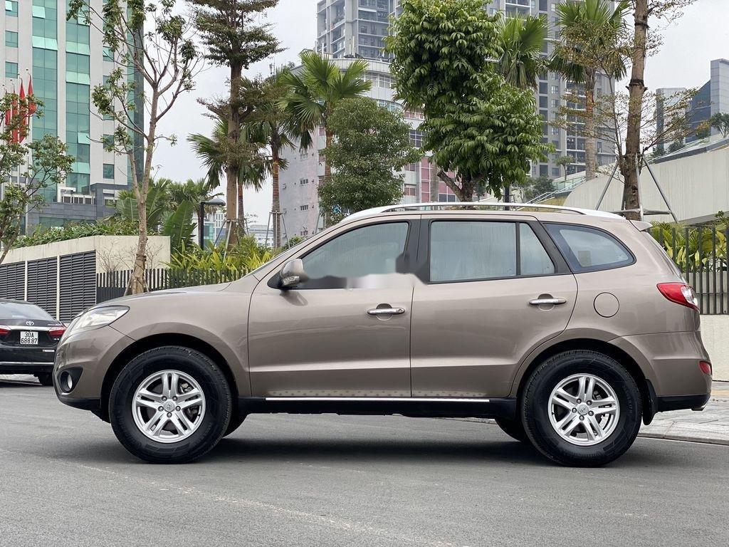 Bán Hyundai Santa Fe sản xuất 2010, xe nhập còn mới (4)