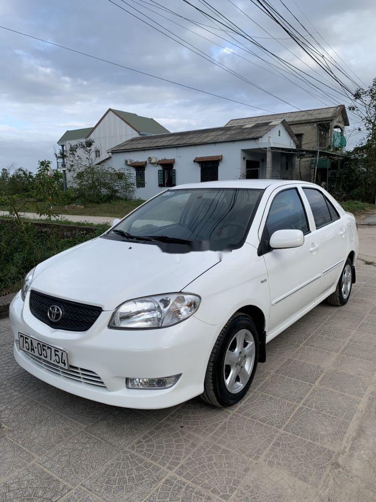 Bán Toyota Vios 2007 sản xuất 2007, giá ưu đãi (2)