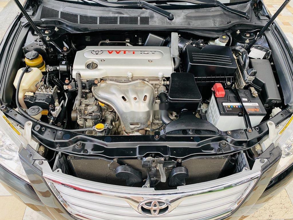 Cần bán gấp Toyota Camry 2.4G 2008, màu đen (12)