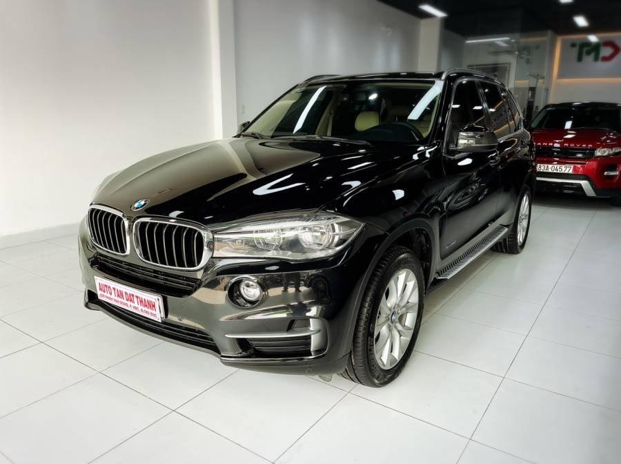 Bán BMW X5 sản xuất năm 2016, màu đen, nhập khẩu chính chủ (2)