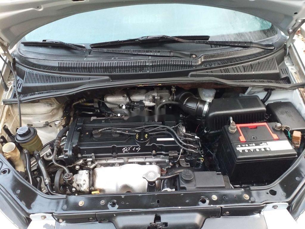 Bán Hyundai Getz năm sản xuất 2007, màu bạc, nhập khẩu, giá tốt (7)