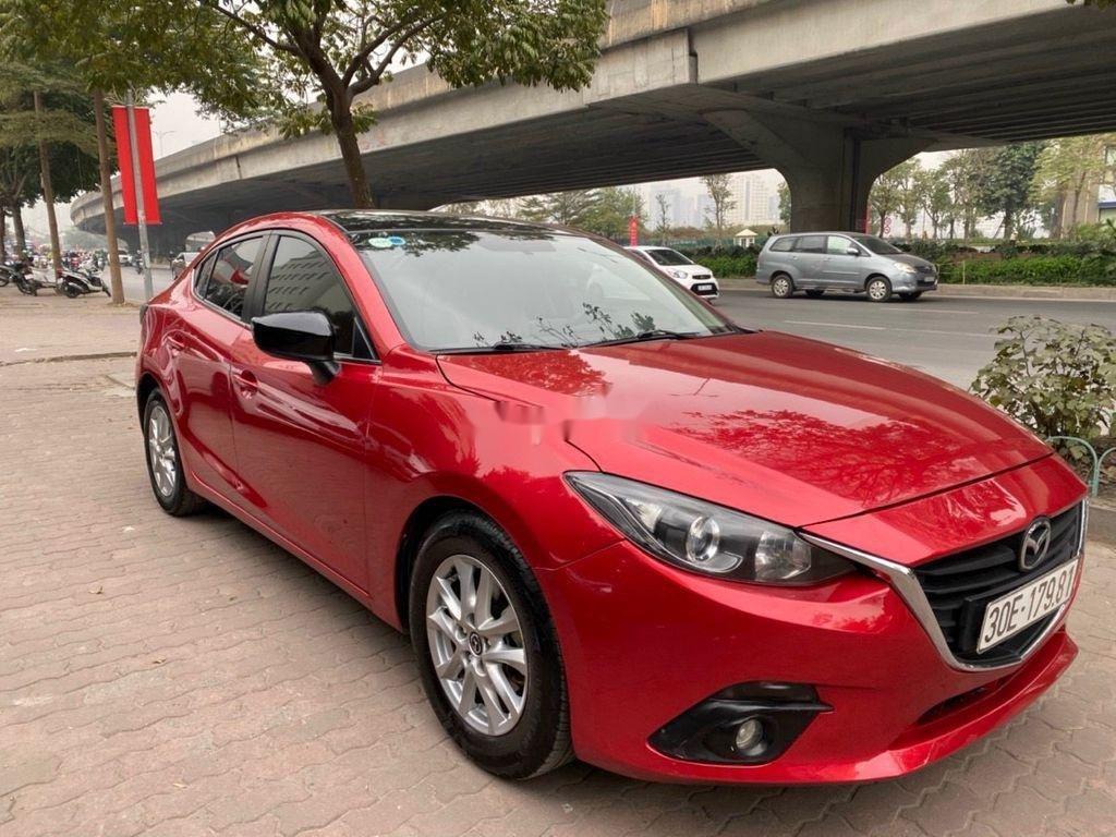 Cần bán gấp Mazda 3 năm 2016, xe chính chủ (5)