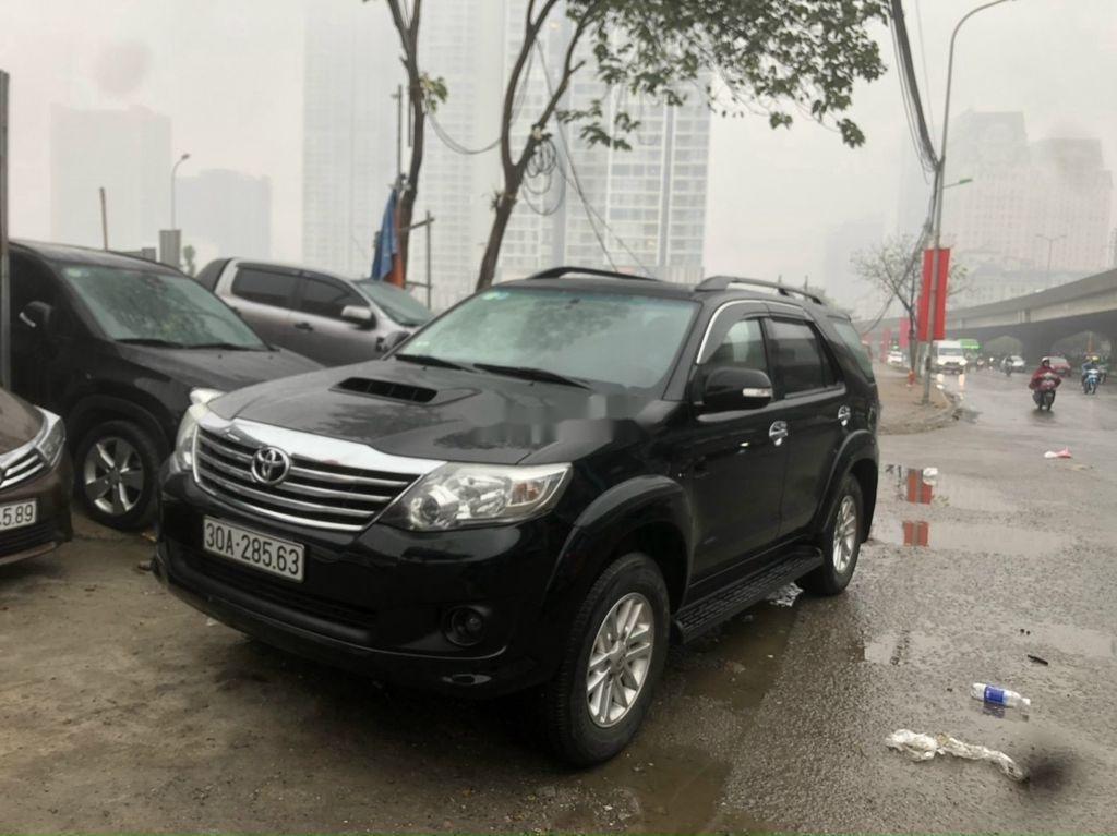 Bán Toyota Fortuner sản xuất năm 2014 giá cạnh tranh (2)