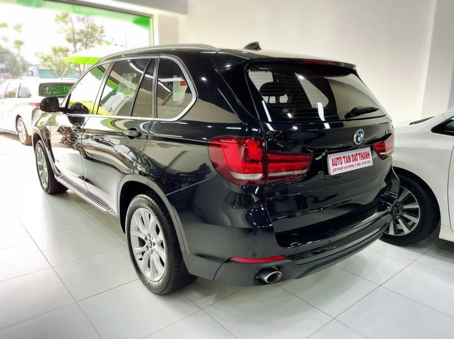 Bán BMW X5 sản xuất năm 2016, màu đen, nhập khẩu chính chủ (4)