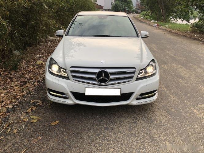 Bán xe Mercedes C200 sản xuất 2012, số tự động, giá chỉ 566 triệu (5)