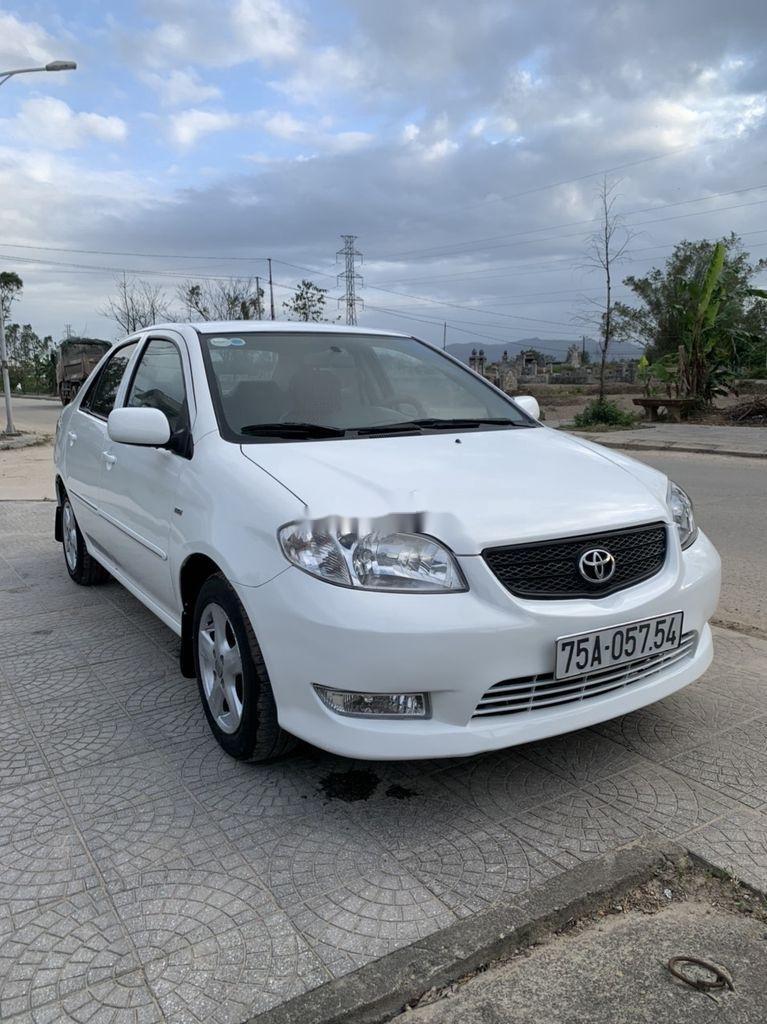 Bán Toyota Vios 2007 sản xuất 2007, giá ưu đãi (1)