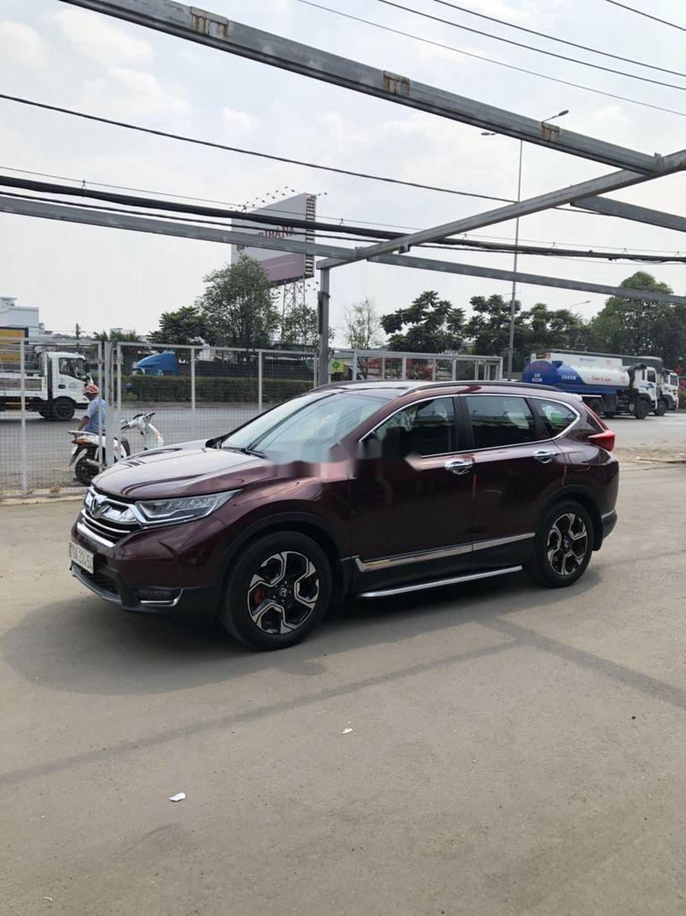 Xe Honda CR V 1.5AT sản xuất 2018, nhập khẩu (3)