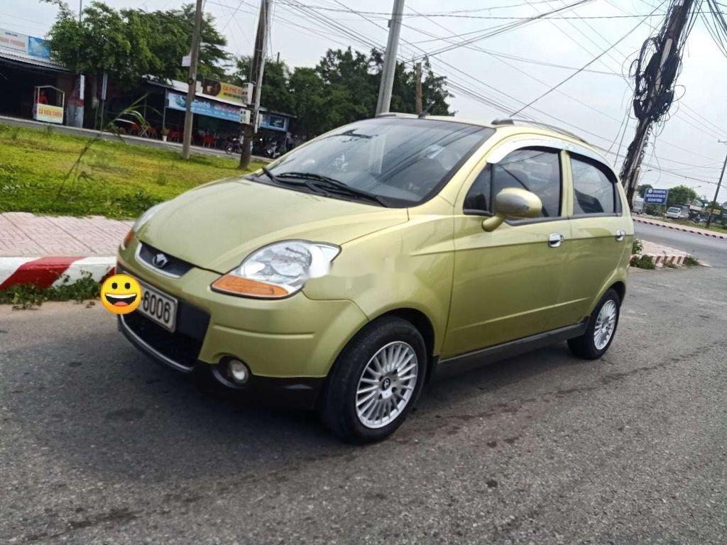 Bán Daewoo Matiz năm 2009 còn mới, giá thấp, động cơ ổn định  (7)