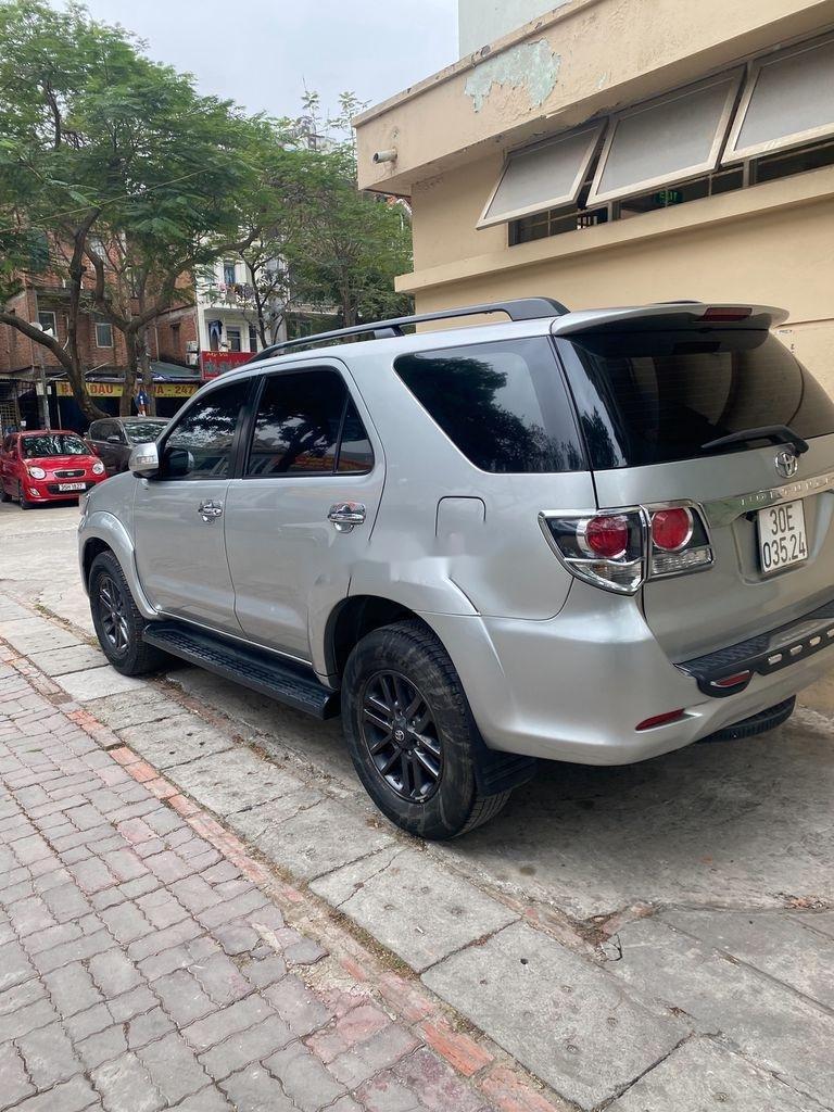 Bán ô tô Toyota Fortuner năm sản xuất 2016, giá thấp (1)
