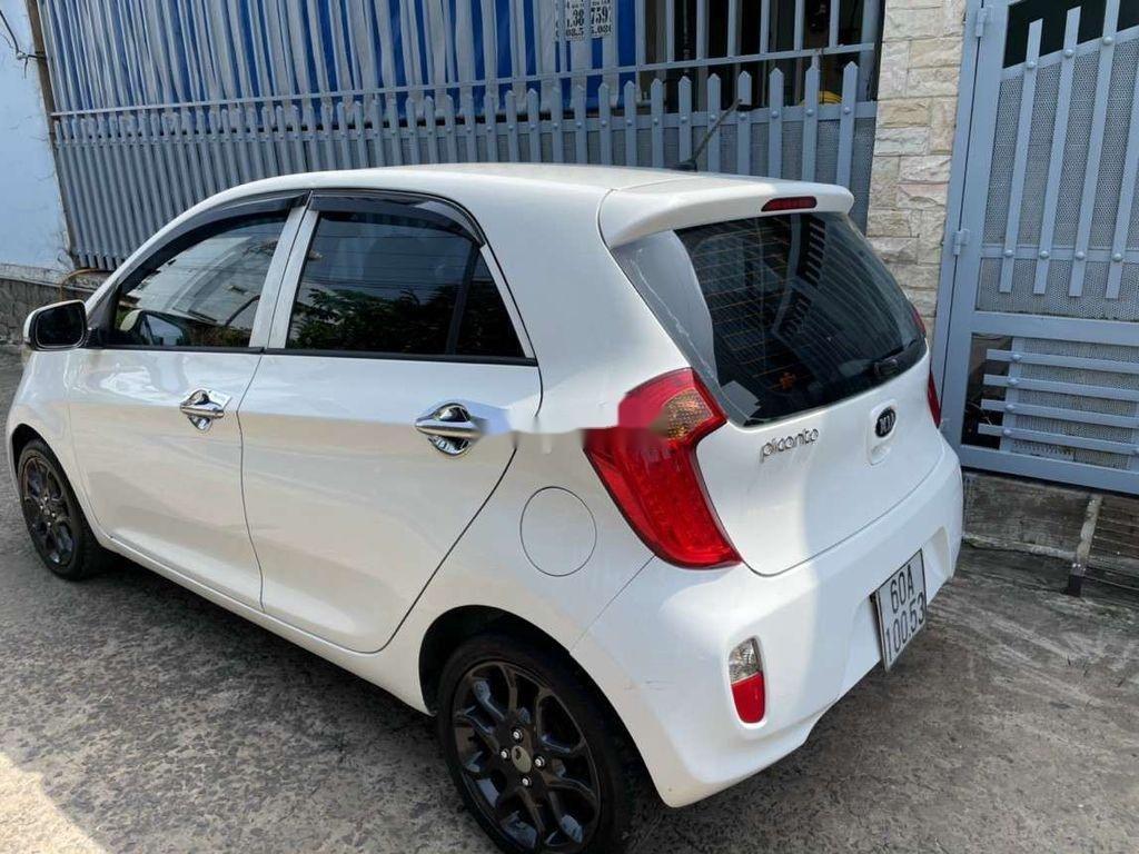 Xe Kia Morning năm 2013, màu trắng, nhập khẩu còn mới (4)
