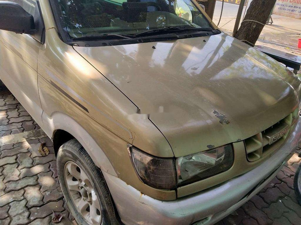 Bán ô tô Isuzu Hi lander sản xuất năm 2003 còn mới (1)