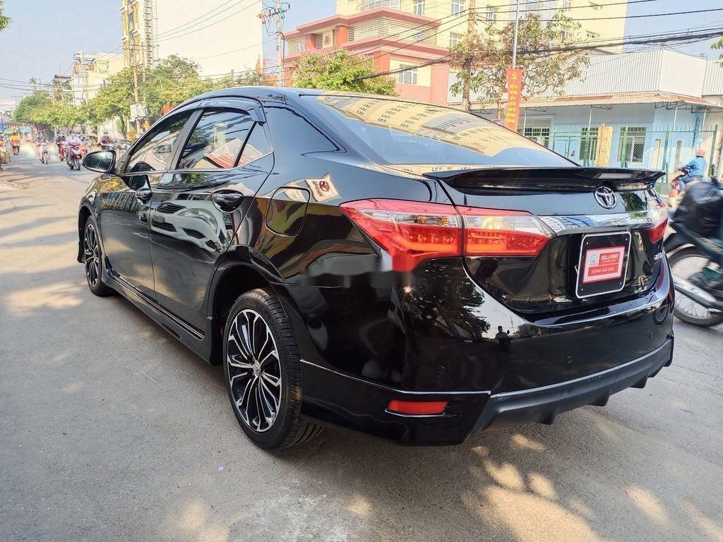 Bán Toyota Corolla Altis năm 2014, màu đen chính chủ, giá chỉ 595 triệu (6)