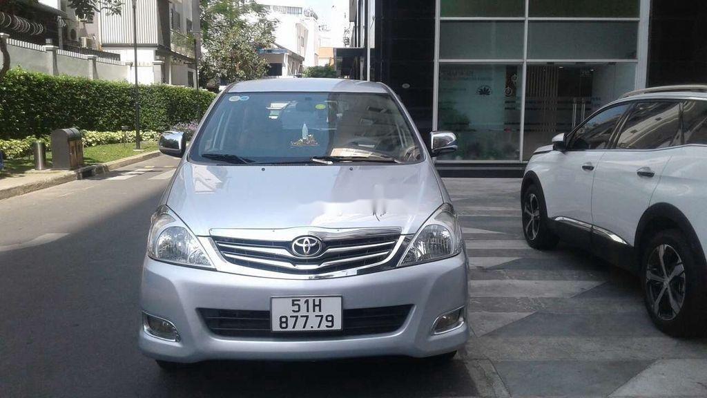 Bán ô tô Toyota Innova sản xuất 2010, giá mềm (3)