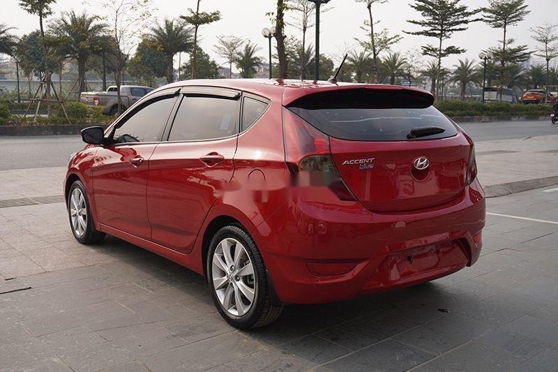 Cần bán xe Hyundai Accent Blue 1.4AT sản xuất 2015, nhập khẩu (4)