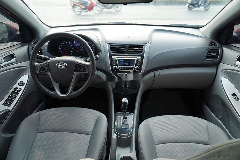 Cần bán xe Hyundai Accent Blue 1.4AT sản xuất 2015, nhập khẩu (12)