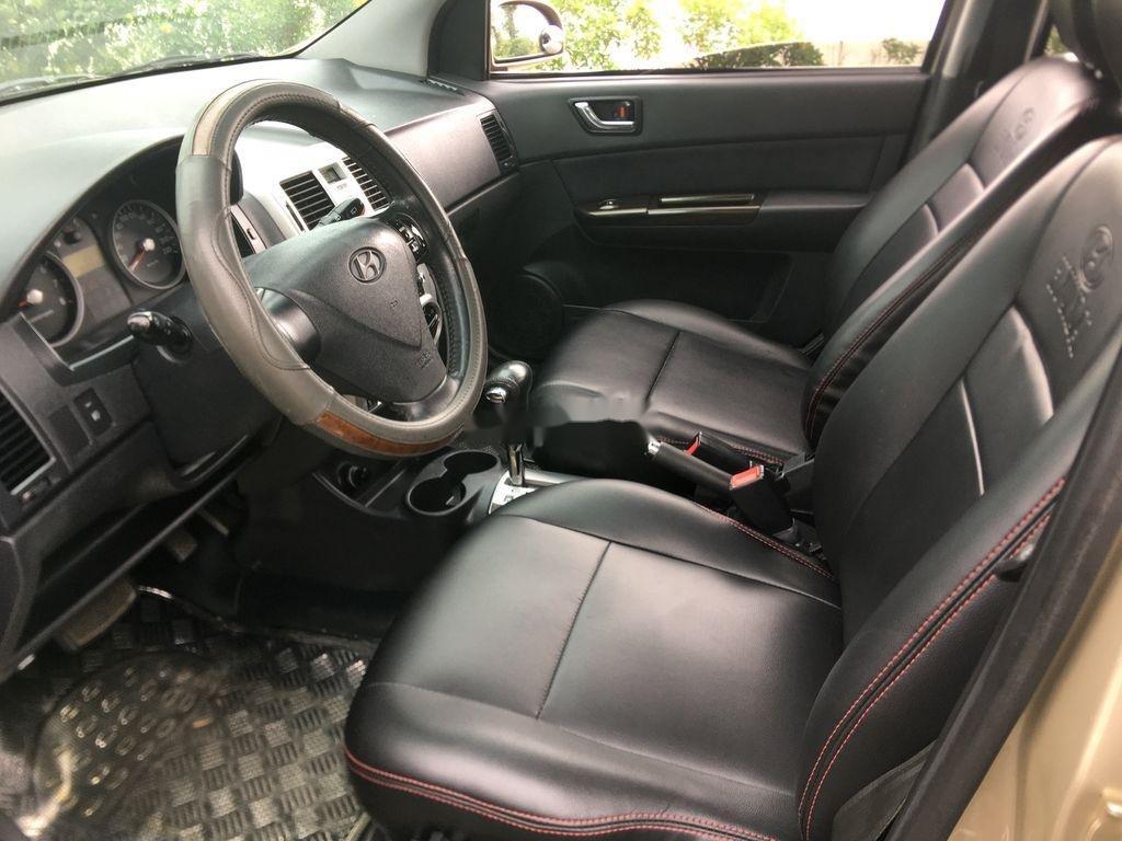 Bán xe Hyundai Getz năm sản xuất 2010, giá tốt (7)