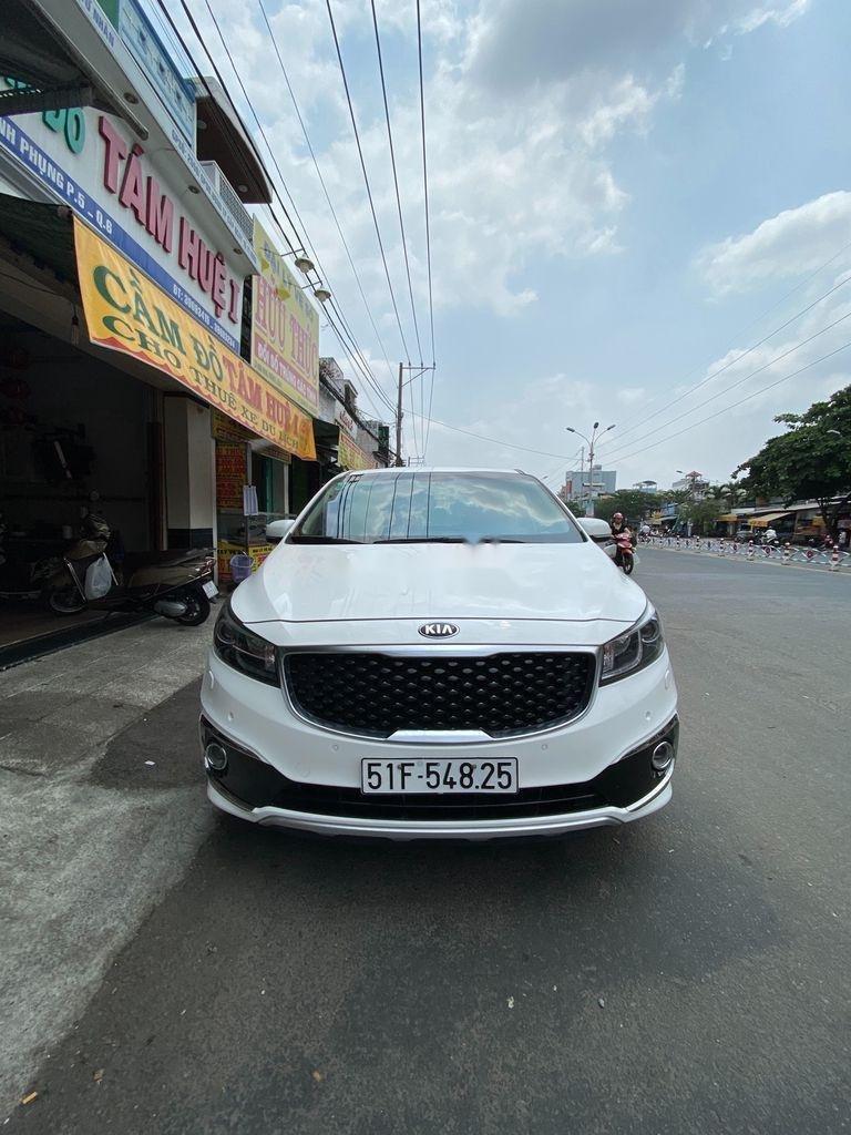 Bán ô tô Kia Sedona đời 2015, màu trắng số tự động, 778tr (5)