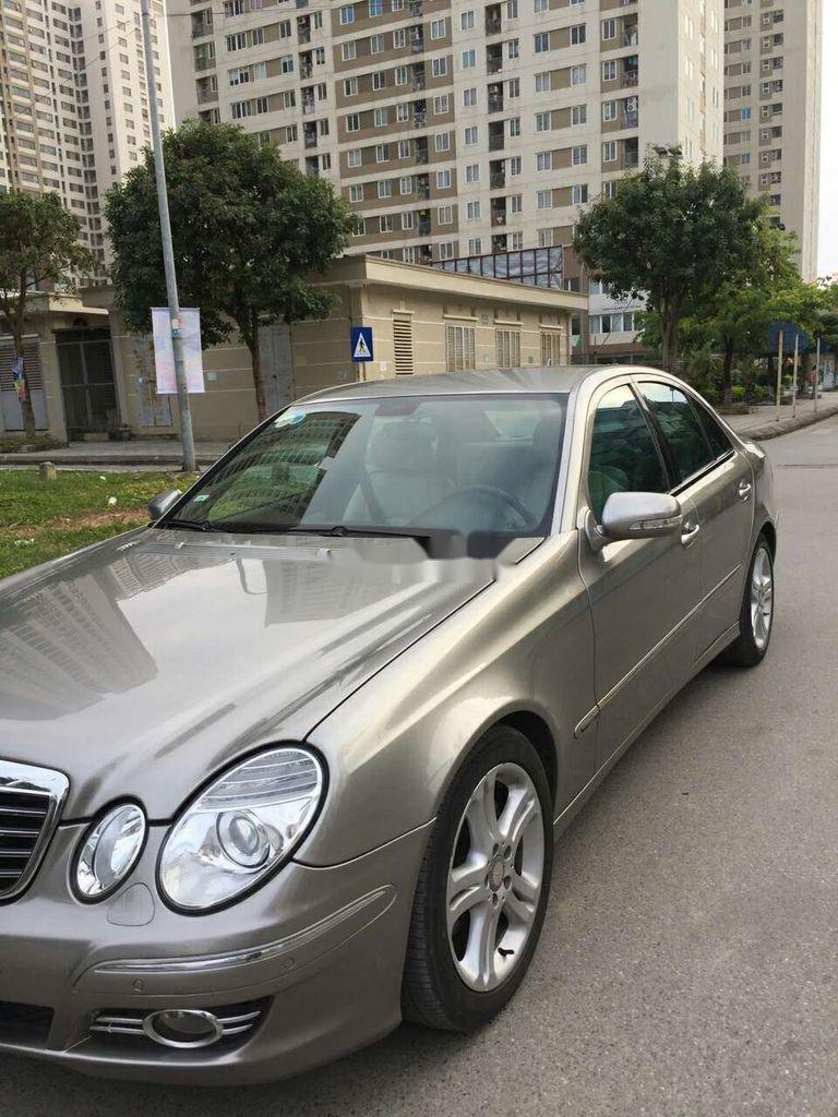 Bán Mercedes E200 sản xuất 2007, nhập khẩu (2)