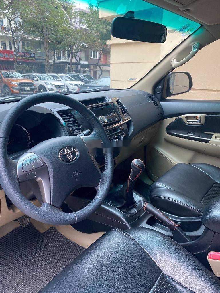Bán ô tô Toyota Fortuner năm sản xuất 2016, giá thấp (3)