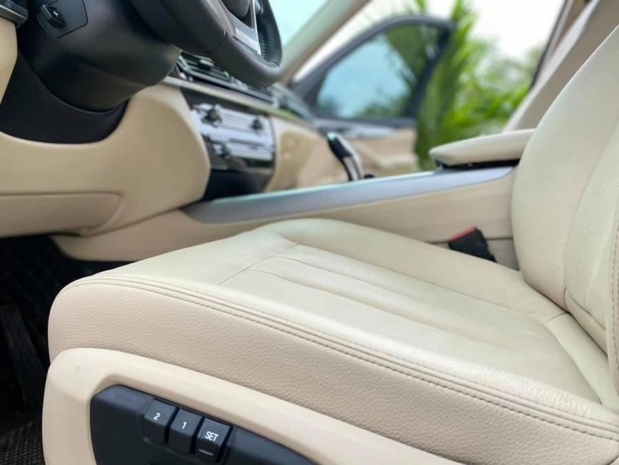 Bán BMW X5 sản xuất năm 2016, màu đen, nhập khẩu chính chủ (13)
