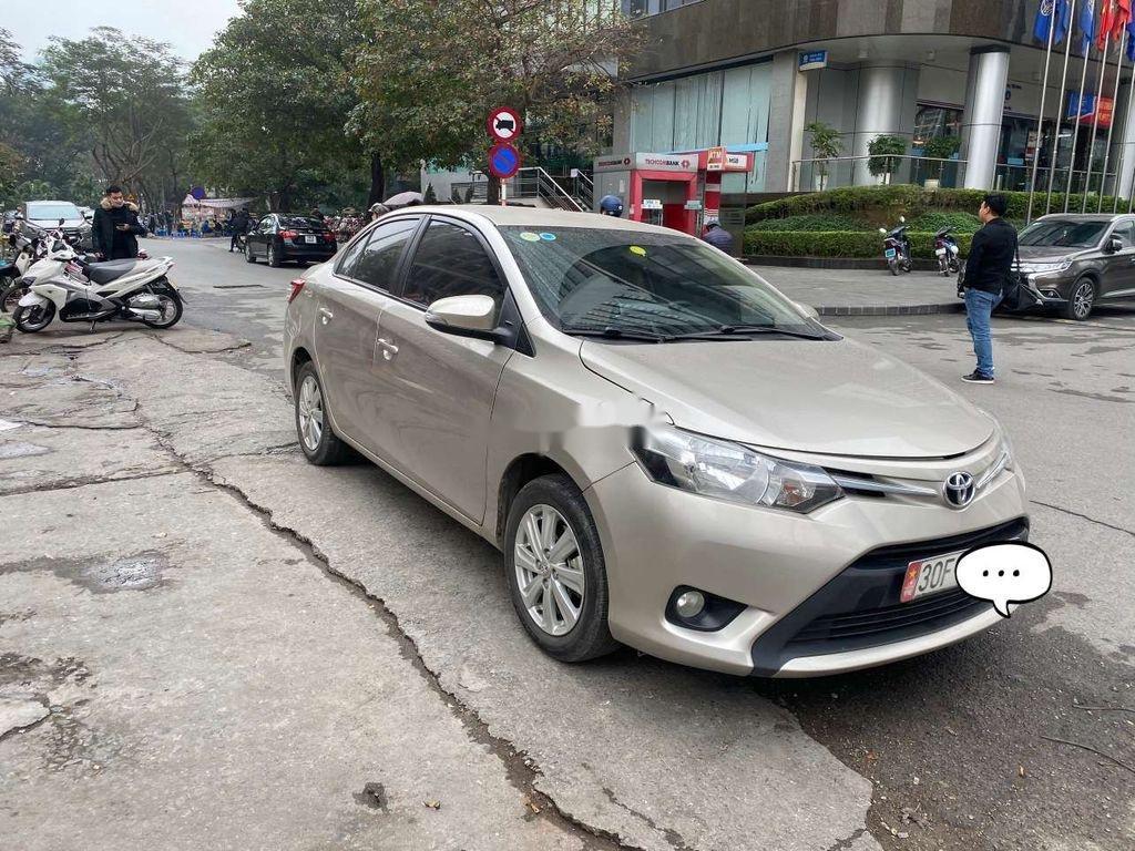 Xe Toyota Vios sản xuất năm 2018, xe giá thấp, động cơ ổn định  (4)