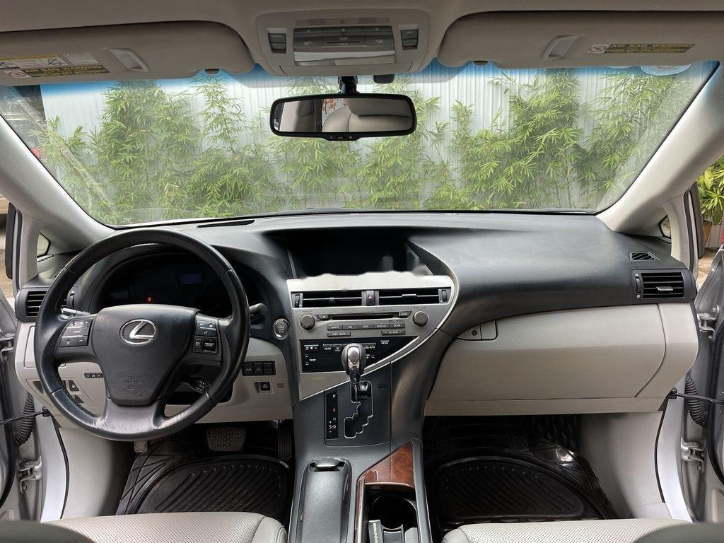 Bán Lexus RX 350 sản xuất năm 2009, nhập khẩu nguyên chiếc còn mới (9)
