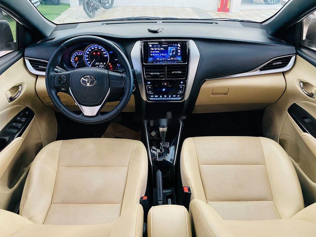 Bán xe Toyota Yaris G năm sản xuất 2018, màu trắng (8)