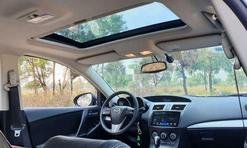Bán Mazda 3 năm sản xuất 2013 còn mới, giá chỉ 375 triệu (8)
