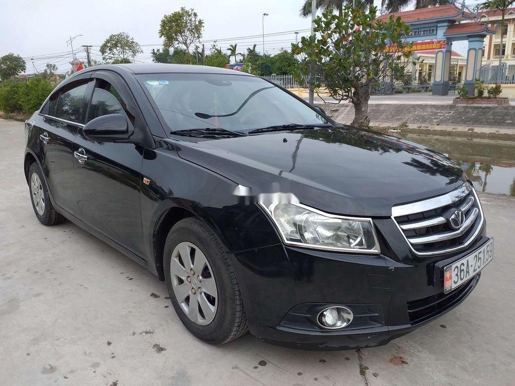 Cần bán xe Daewoo Lacetti SE sản xuất năm 2010, giá tốt (2)