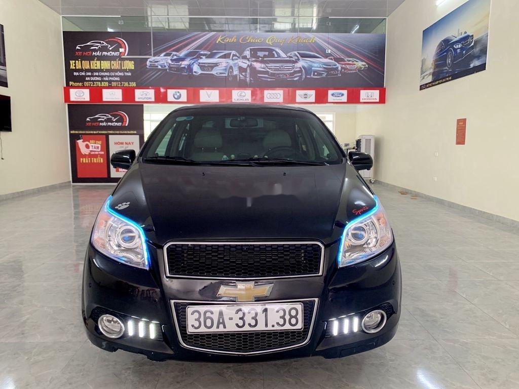 Bán ô tô Chevrolet Aveo năm sản xuất 2013 xe gia đình (1)