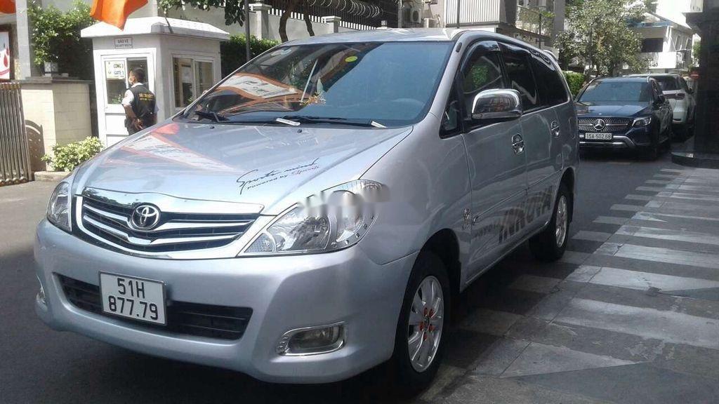 Bán ô tô Toyota Innova sản xuất 2010, giá mềm (2)