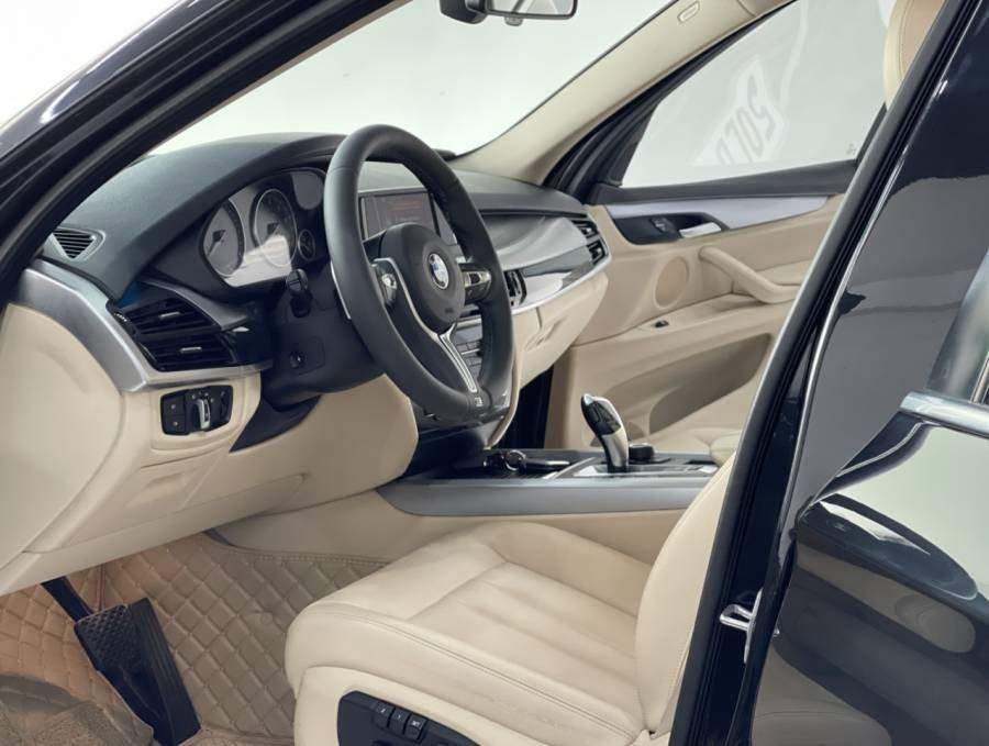 Bán BMW X5 sản xuất năm 2016, màu đen, nhập khẩu chính chủ (12)