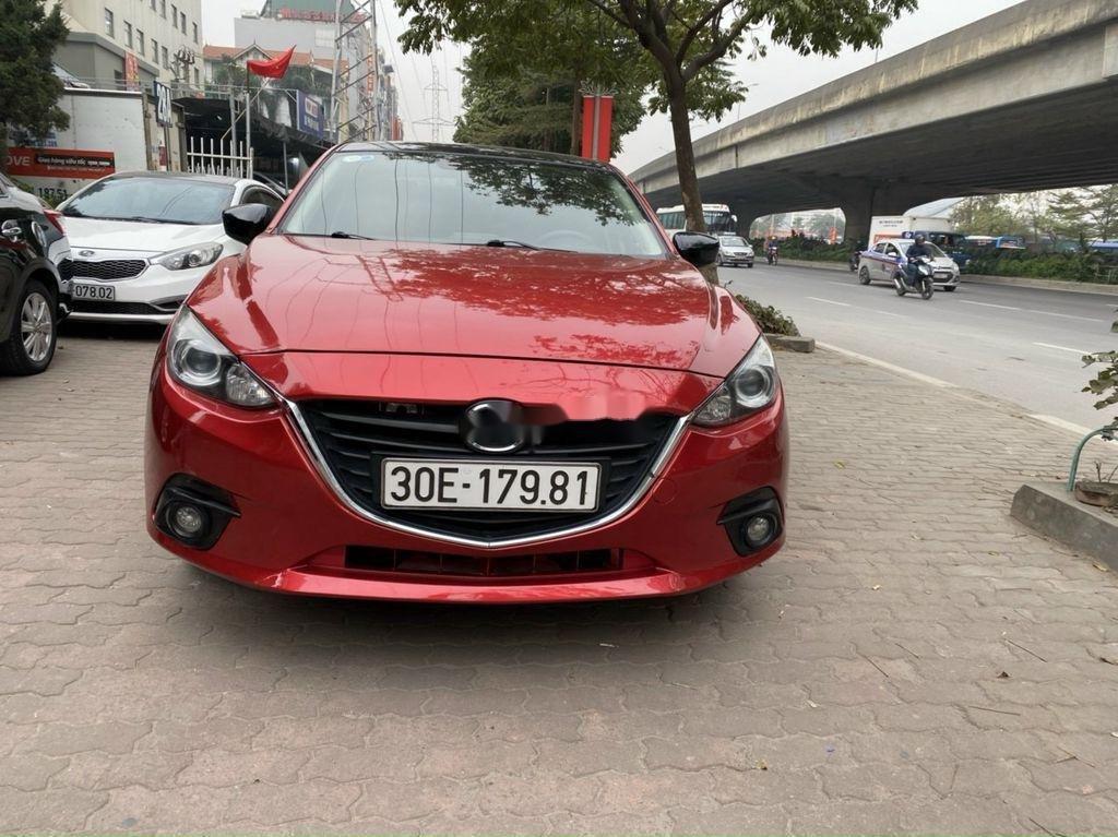 Bán Mazda 3 sản xuất năm 2016 còn mới (1)