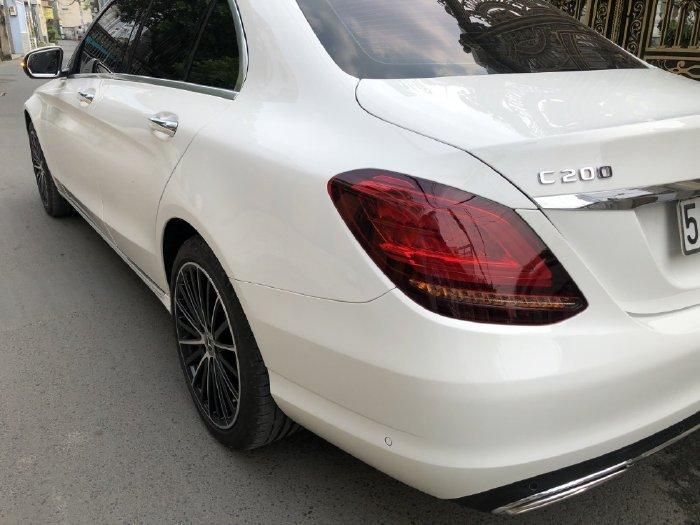 Bán Mercedes C200 sản xuất năm 2020, màu trắng (14)