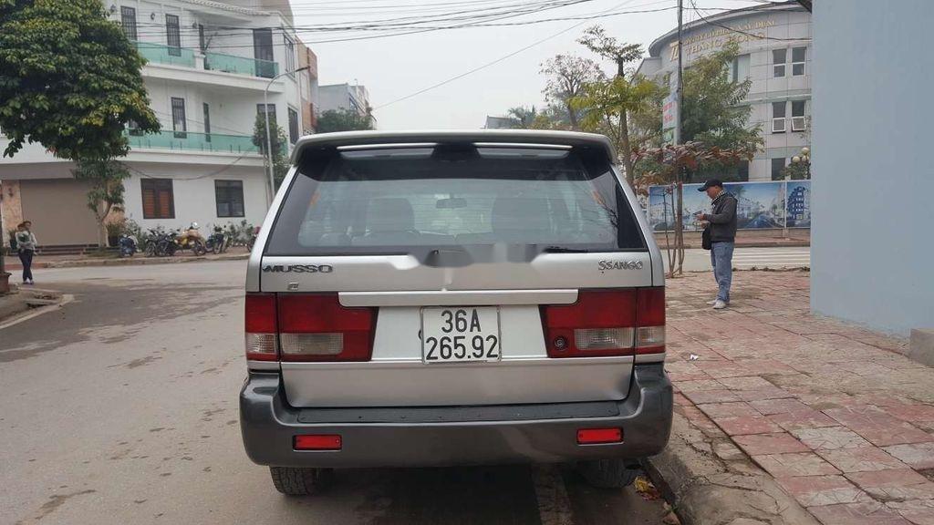 Bán Ssangyong Musso 2003 Số sàn năm sản xuất 2003, 105 triệu (5)