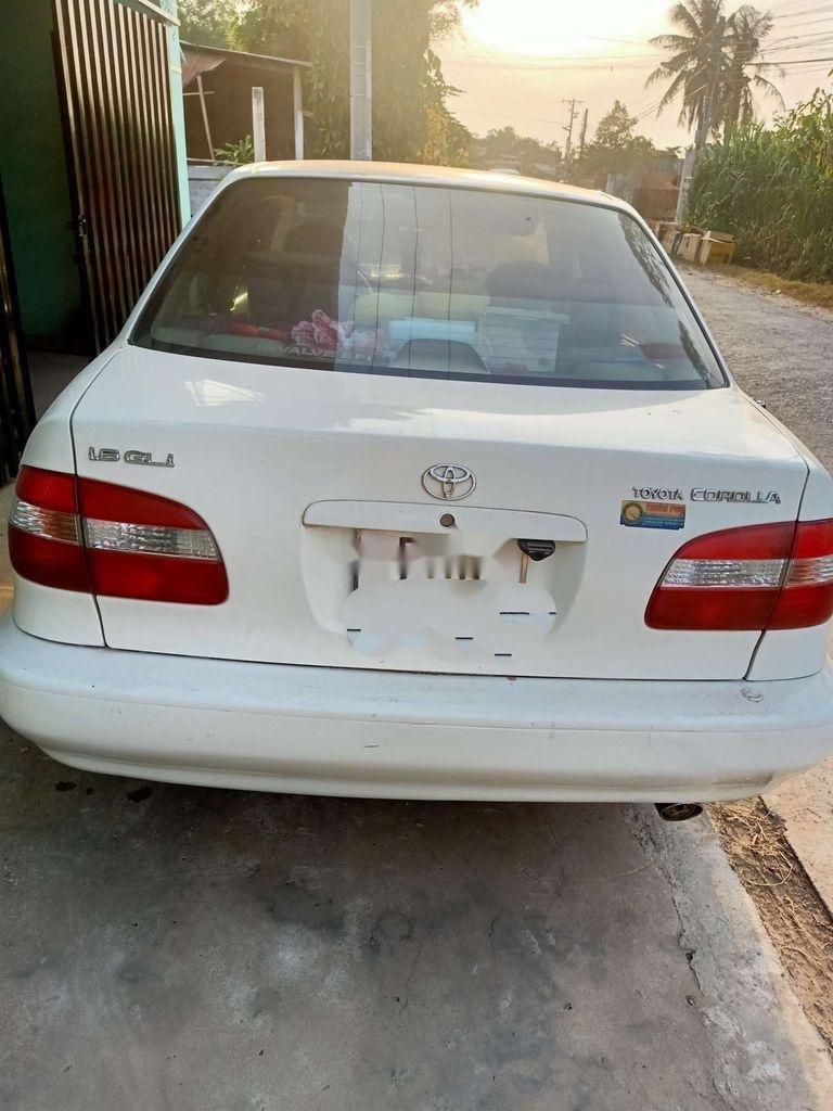 Cần bán gấp Toyota Corolla Altis sản xuất 2001, 165 triệu (2)