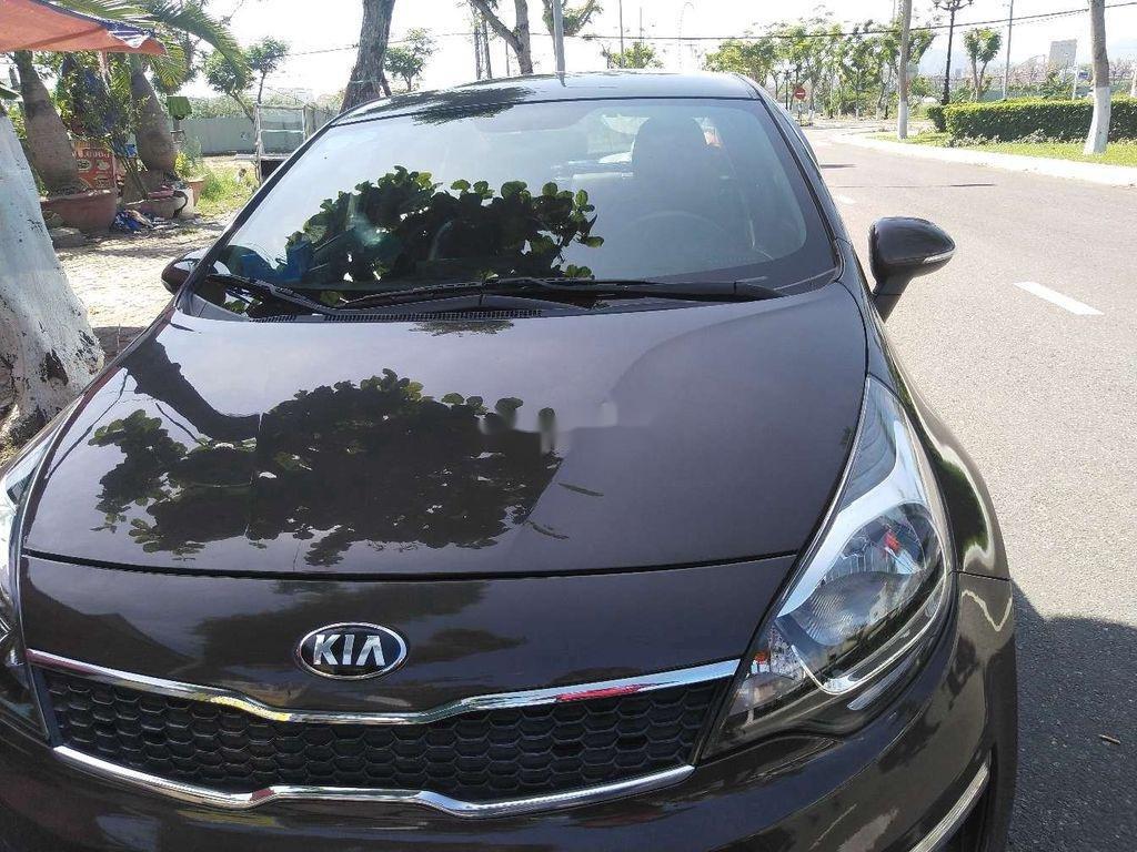 Bán Kia Rio sản xuất 2015, xe nhập giá cạnh tranh (1)