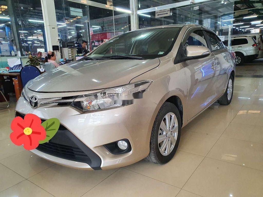 Cần bán Toyota Vios 1.5L sản xuất 2017, giá thấp, động cơ ổn định  (2)
