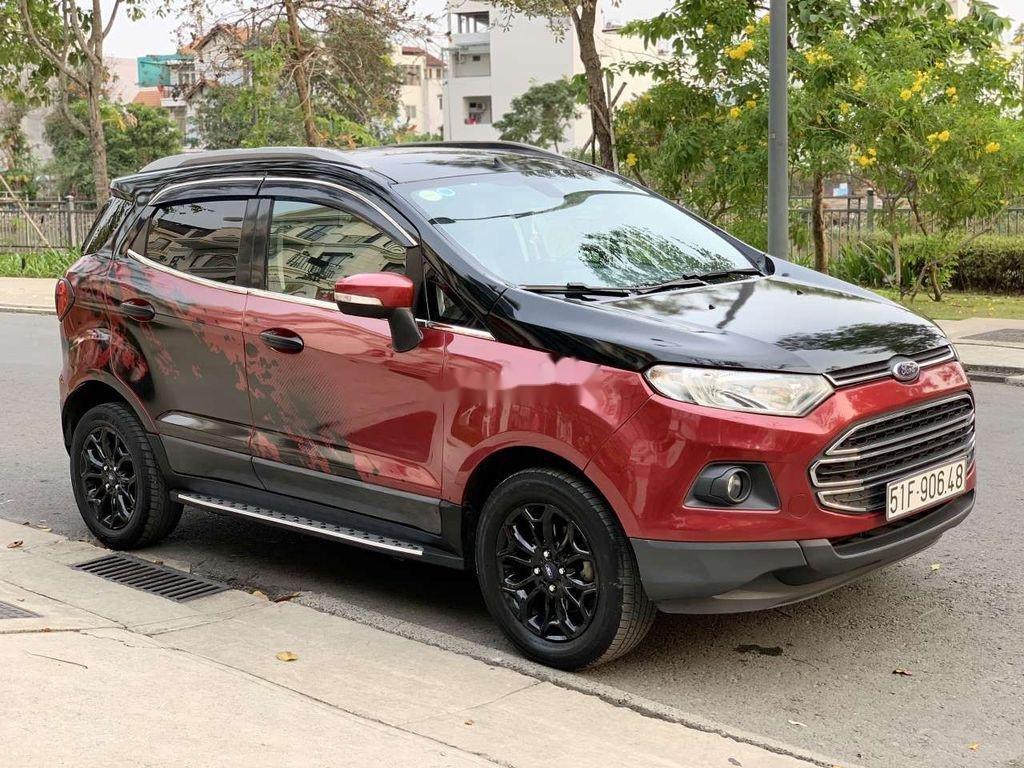 Bán ô tô Ford EcoSport sản xuất 2016, màu đỏ, nhập khẩu (7)
