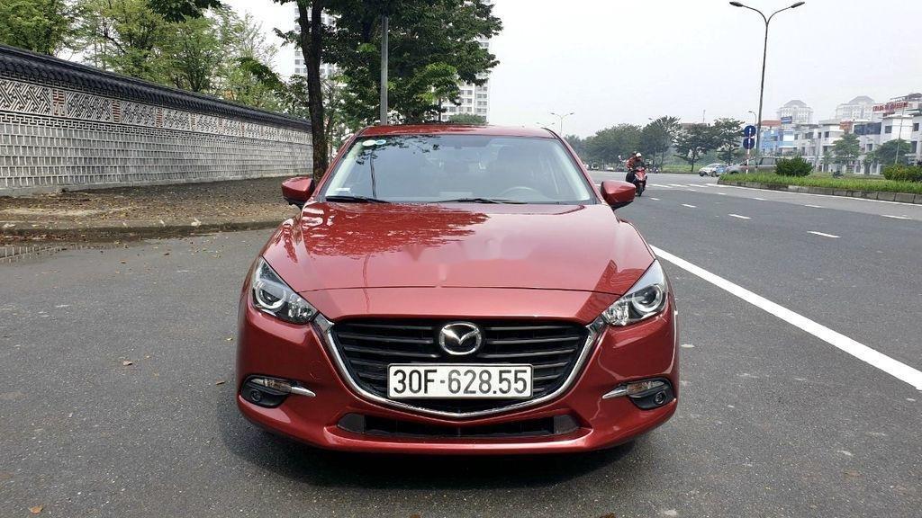 Bán Mazda 3 năm 2017, xe chính chủ, giá mềm (1)