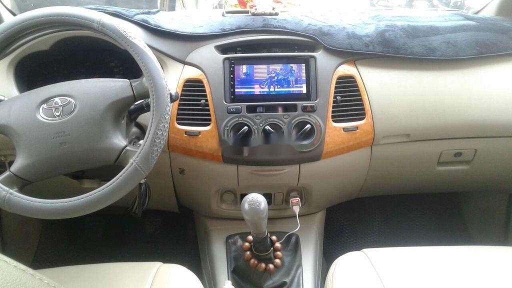 Bán ô tô Toyota Innova sản xuất 2010, giá mềm (8)