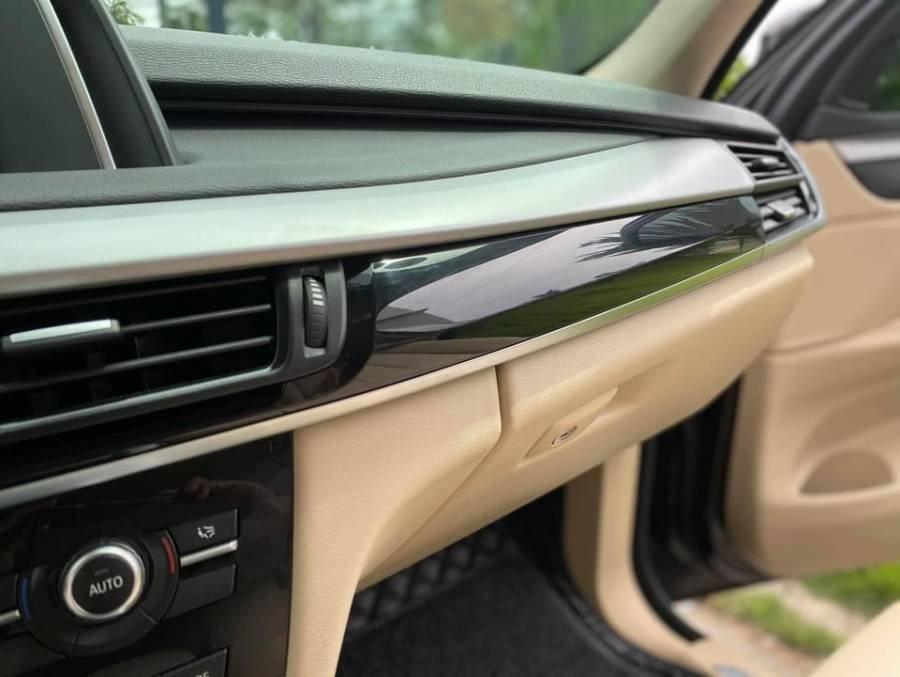 Bán BMW X5 sản xuất năm 2016, màu đen, nhập khẩu chính chủ (6)