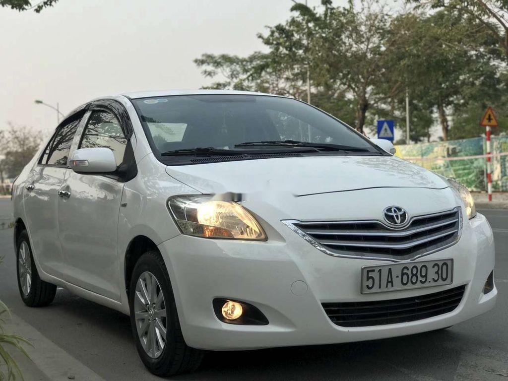 Bán xe Toyota Vios năm sản xuất 2015, giá mềm (5)