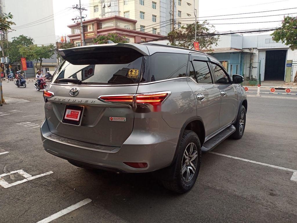 Cần bán lại xe Toyota Fortuner 2.4G 4X2 MT sản xuất năm 2017, nhập khẩu (4)