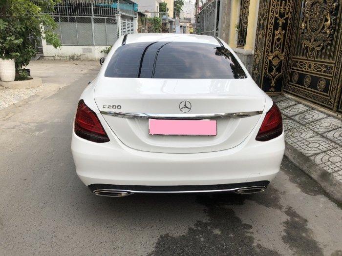 Bán Mercedes C200 sản xuất năm 2020, màu trắng (10)